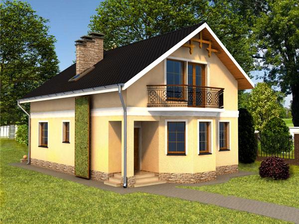 Проект будинку