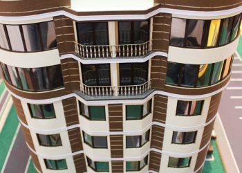 Детализация архитектурных форм просто поражает!