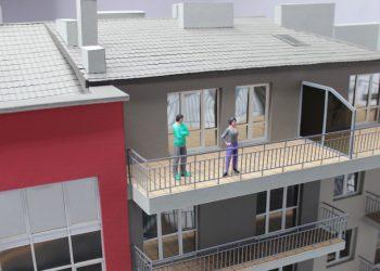 Макетирование домов в Украине