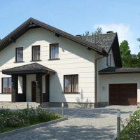 Індивідуальний-проект будинку у Львові