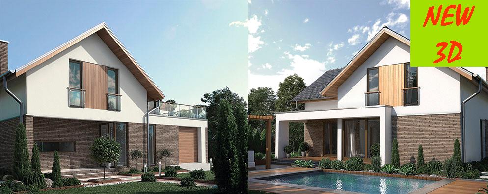 Проекты домов 5