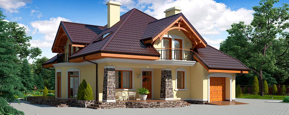 Проекти будинків 3
