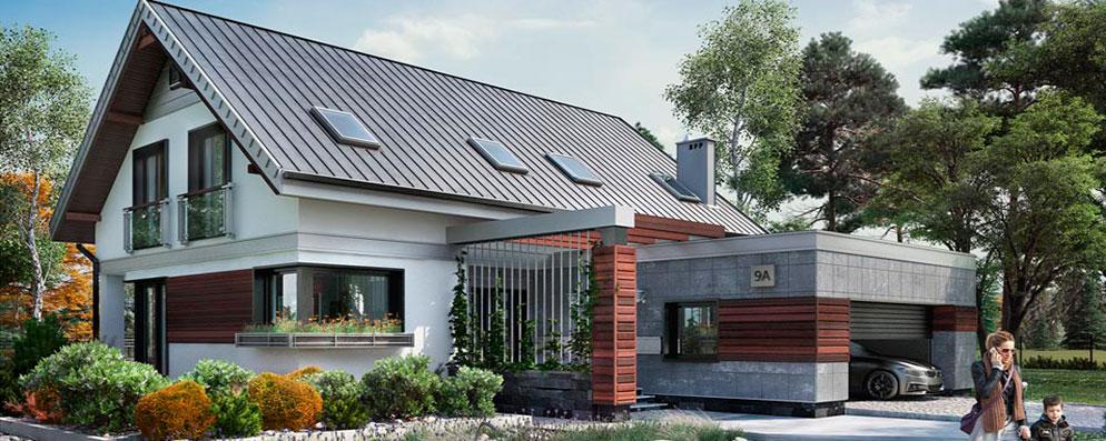 Проекты домов 1